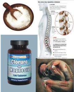 beneficios cloruro de magnesio