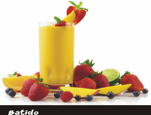 batido smoothie antioxidante