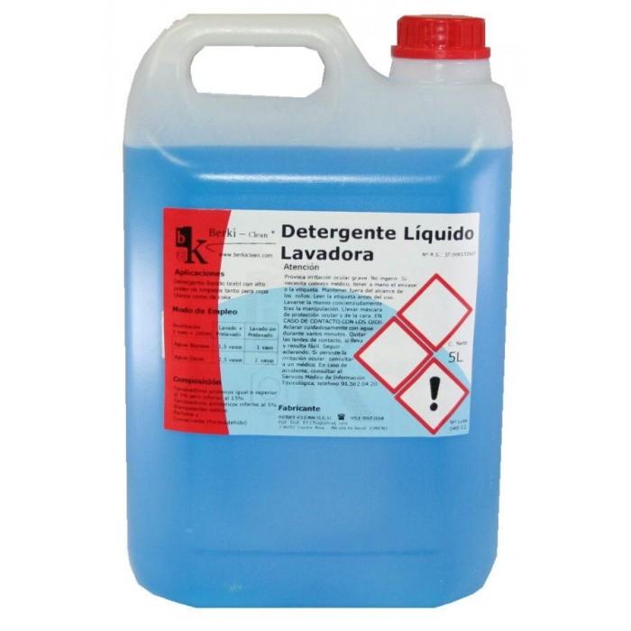 formula quimica para el deterfgente liquido